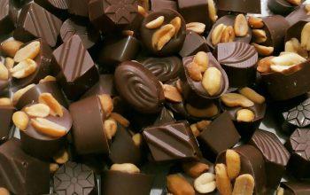csokikád bonbonok